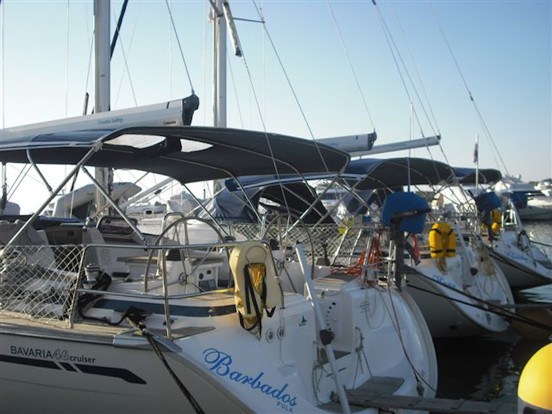 Bavaria 46 Cruiser-3 (Barbados)  - 2