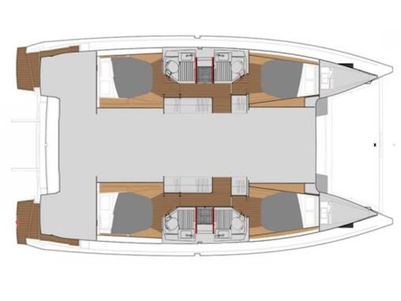 Astréa 42 (Dorella) Plan image - 20