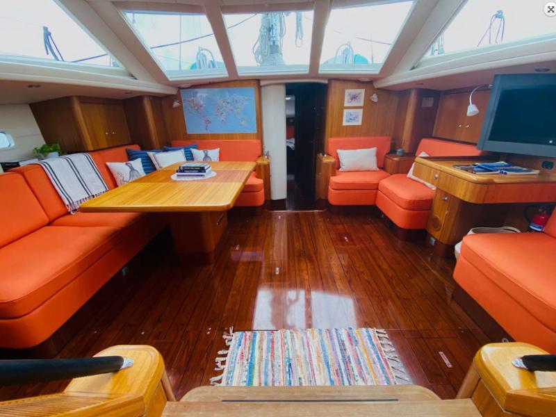 Najad 570 CC (LUNULATA) Interior image - 8