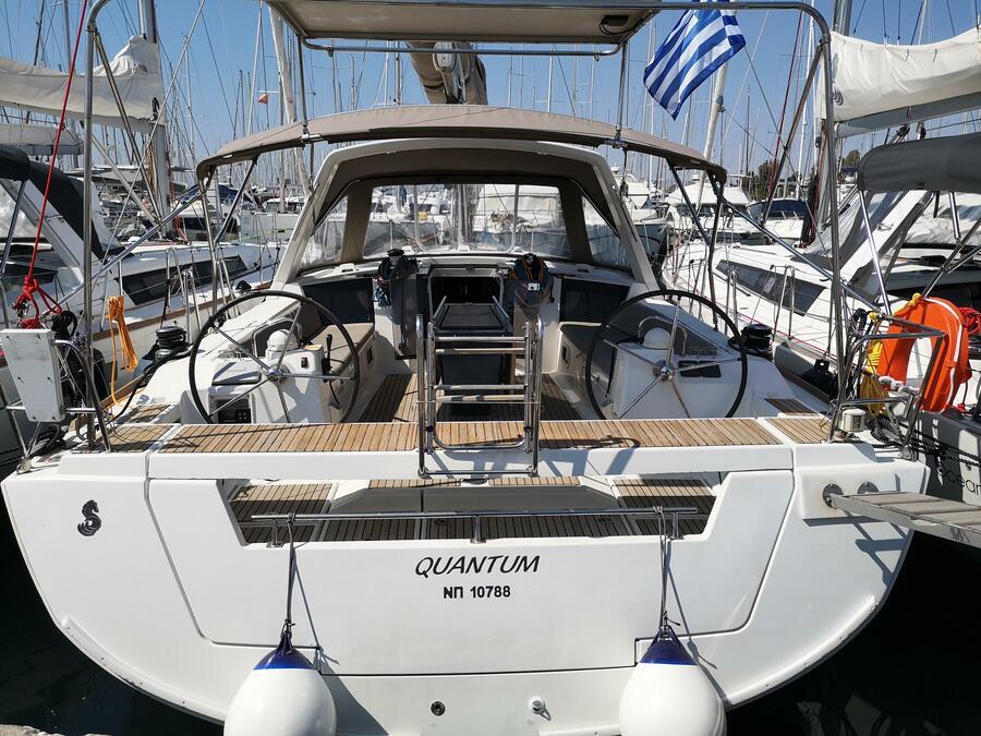 Oceanis 45 (Quantum - Bow & Solar) Main image - 0