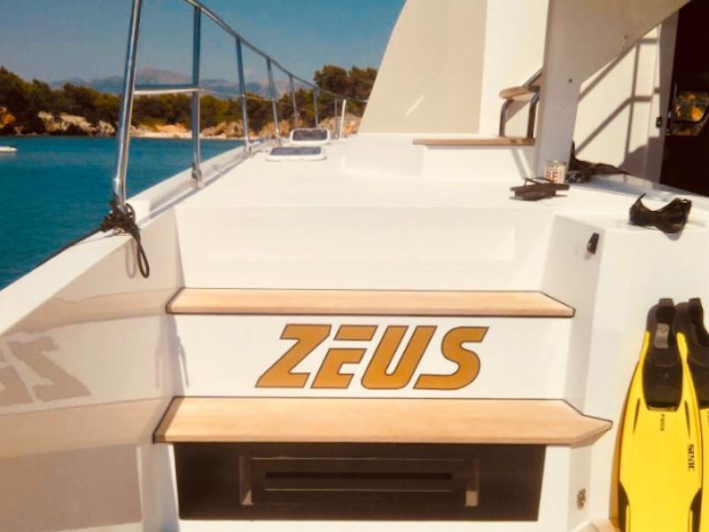 Nautitech 47 Power (ZEUS)  - 8