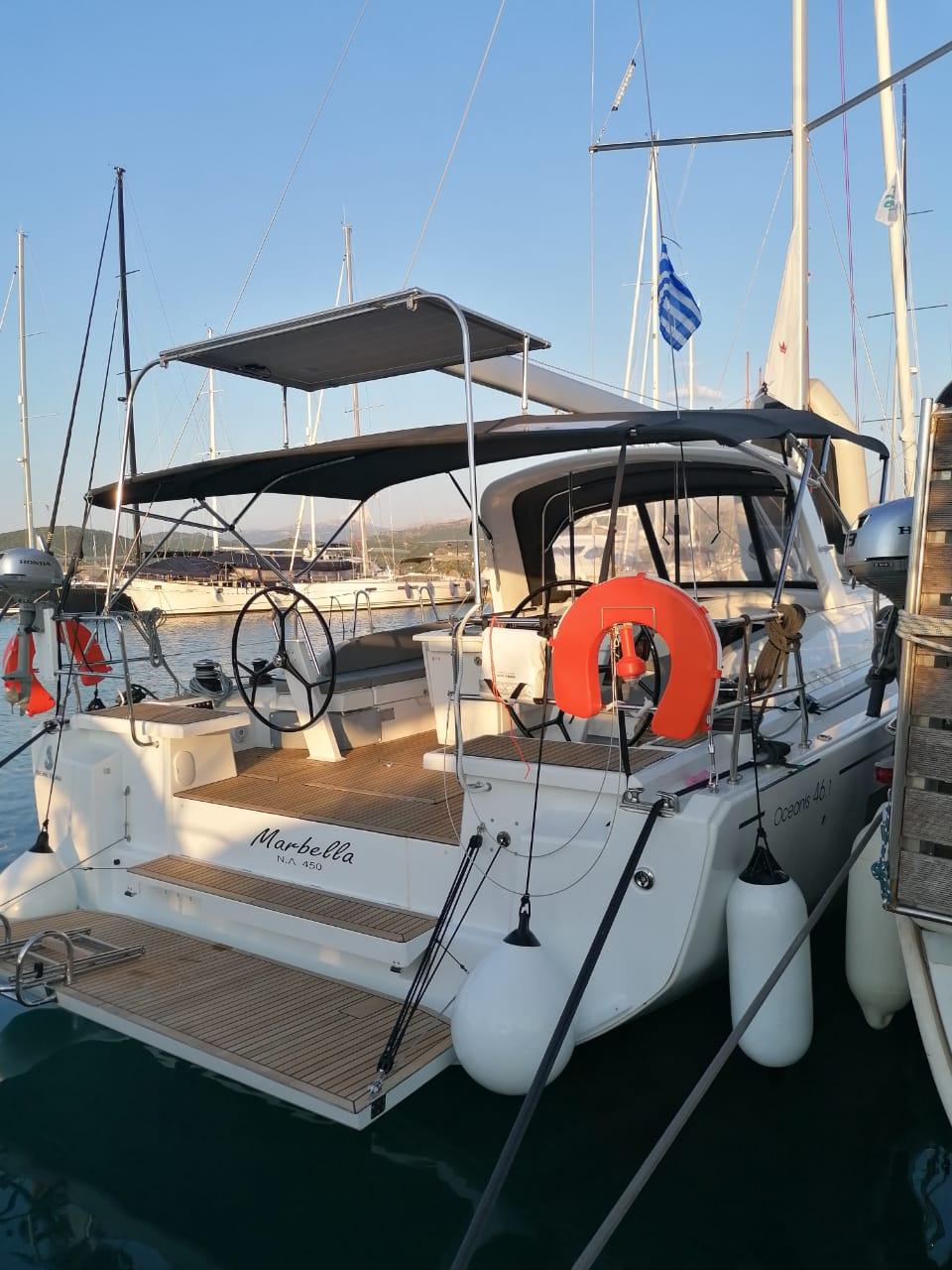 Oceanis 46.1 (Marbella )  - 1
