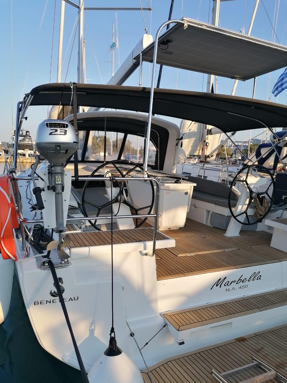 Oceanis 46.1 (Marbella )  - 14