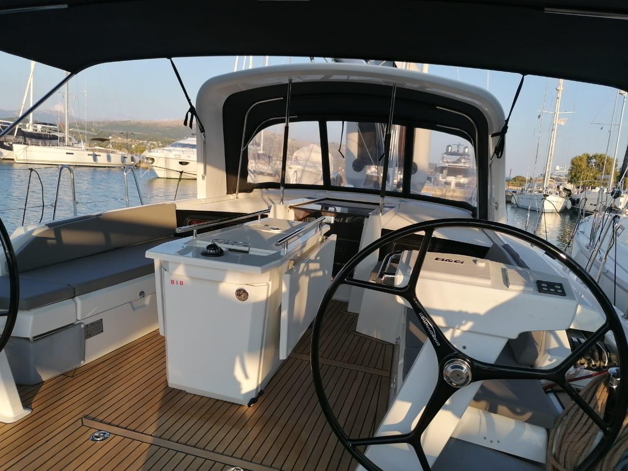 Oceanis 46.1 (Marbella )  - 9