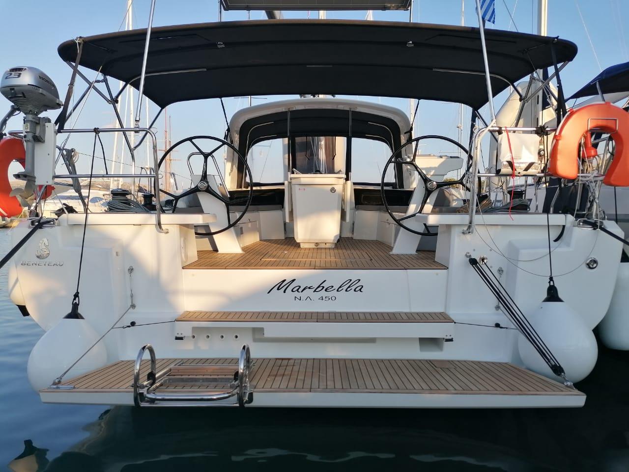 Oceanis 46.1 (Marbella )  - 12