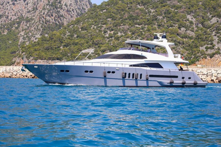 Erdogan (28M Deluxe Bilgin Motoryacht )  - 20