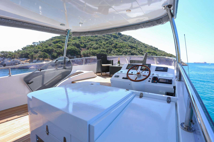 Erdogan (28M Deluxe Bilgin Motoryacht )  - 19