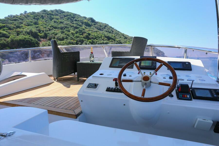 Erdogan (28M Deluxe Bilgin Motoryacht )  - 15