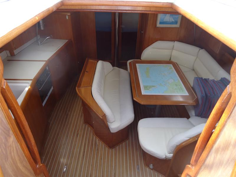 Sun Odyssey 45.2 (Galaxy III/Refitted 2016) Interior image - 2
