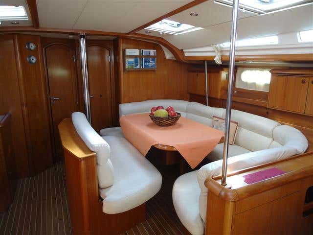 Sun Odyssey 49 (Captain Stathis) Interior image - 1