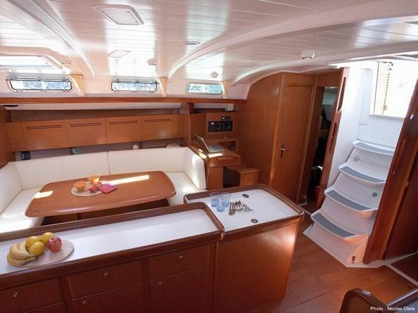 Cyclades 50.5 (Galaxy/Refitted 2016) Interior image - 4