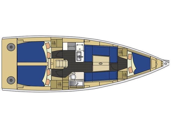 Elan 350 (TANGO) Plan image - 6