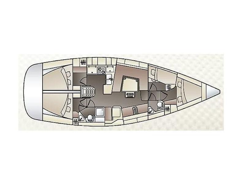 Elan 444 Impression (ELIXIR) Plan image - 16