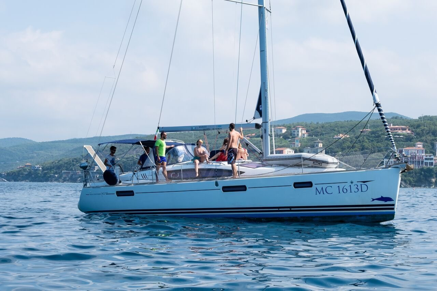 Sun Odyssey 42 DS (BALTIX)  - 5
