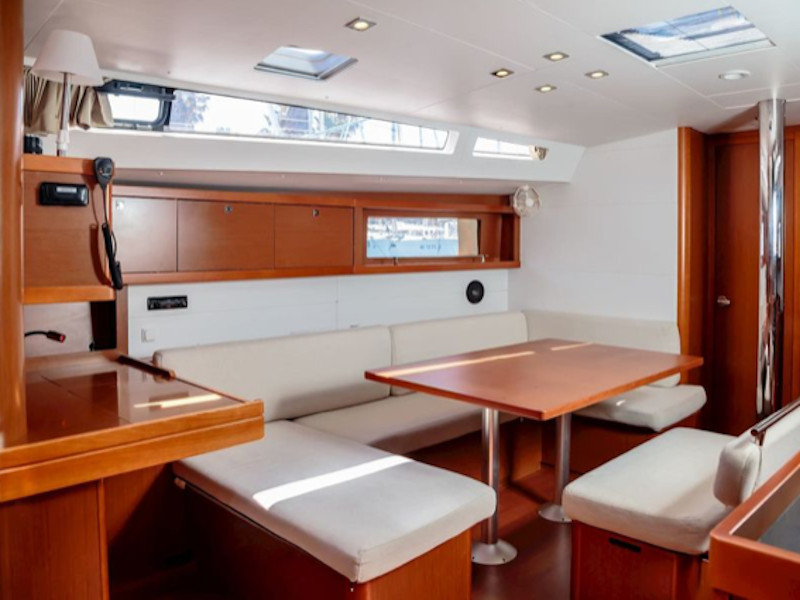 Oceanis 48 (Sharel) Interior image - 6