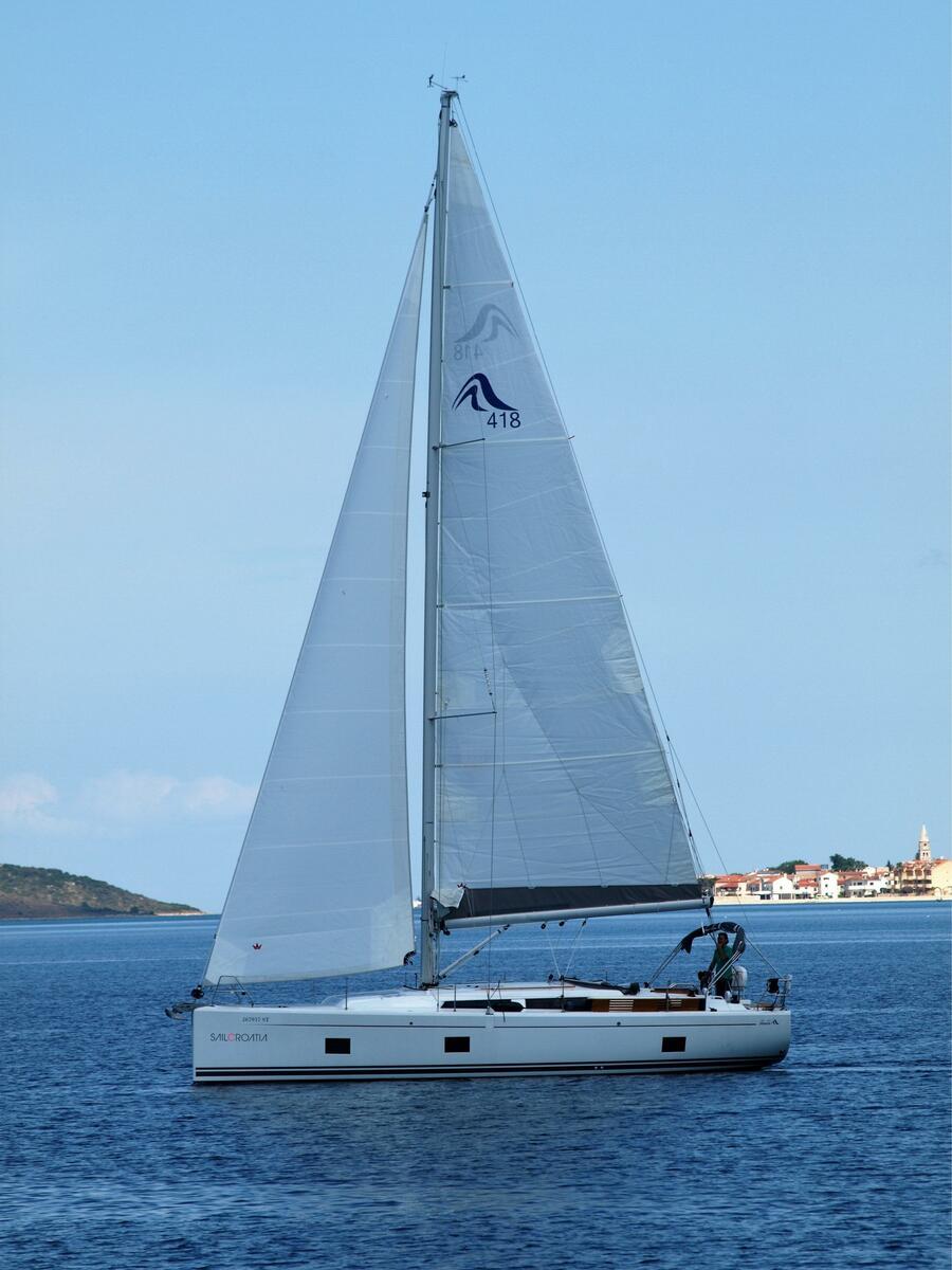 Hanse 418 (Diamante)  - 24