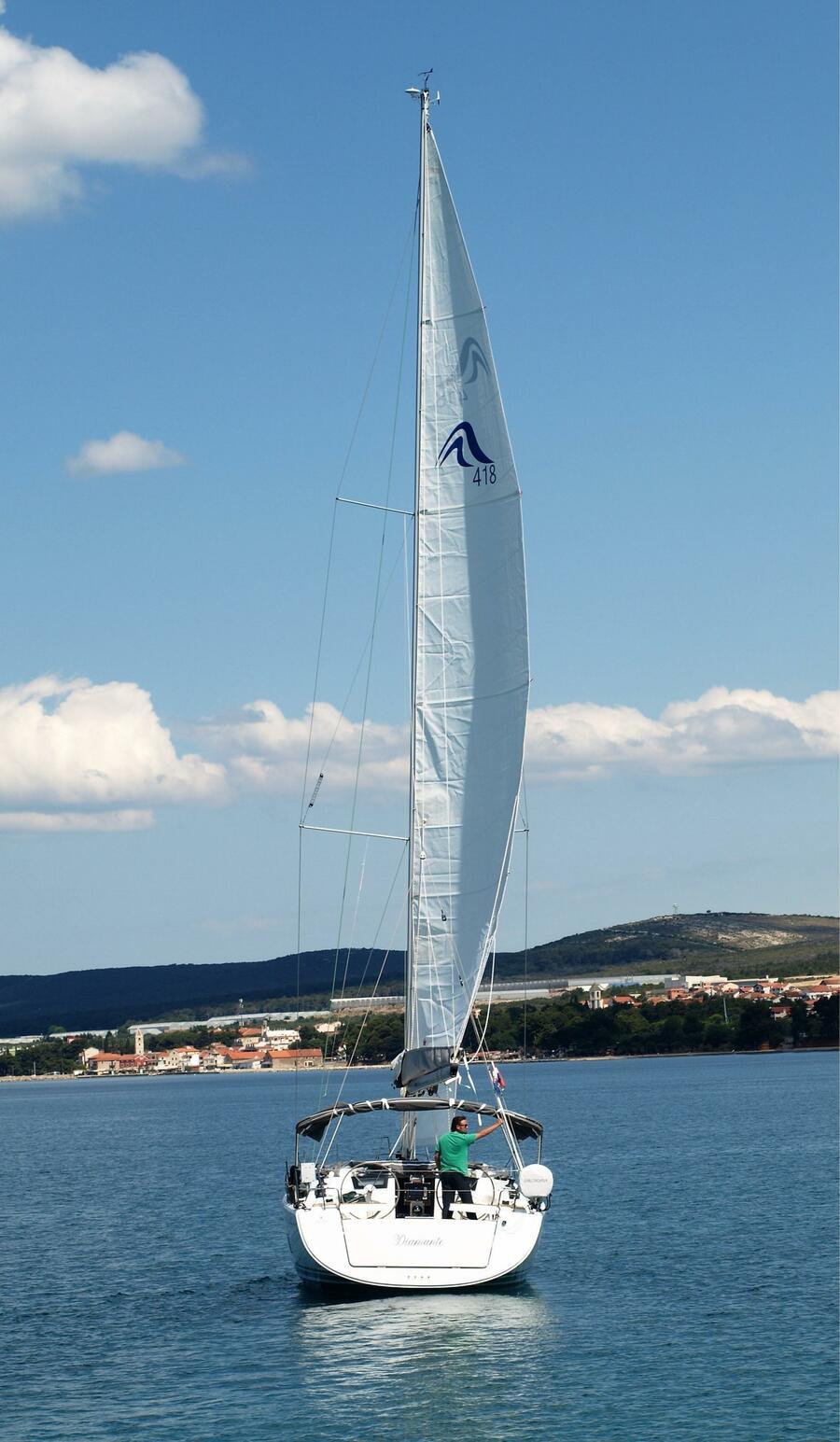 Hanse 418 (Diamante)  - 19