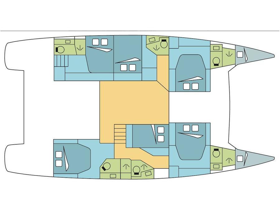 Saba 50 (FREGATE DB) Plan image - 19