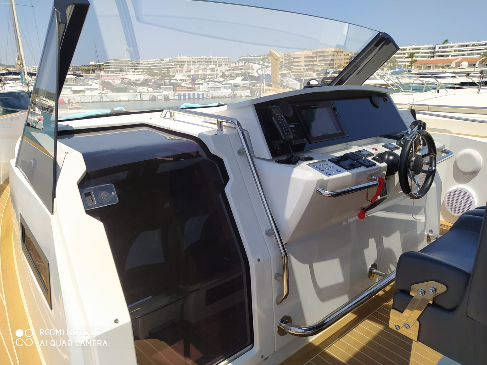 Fjord 44 Open (MEDCAT68 Available for daily charter only - From 10:00 to 20:00 - 0 night)  - 30