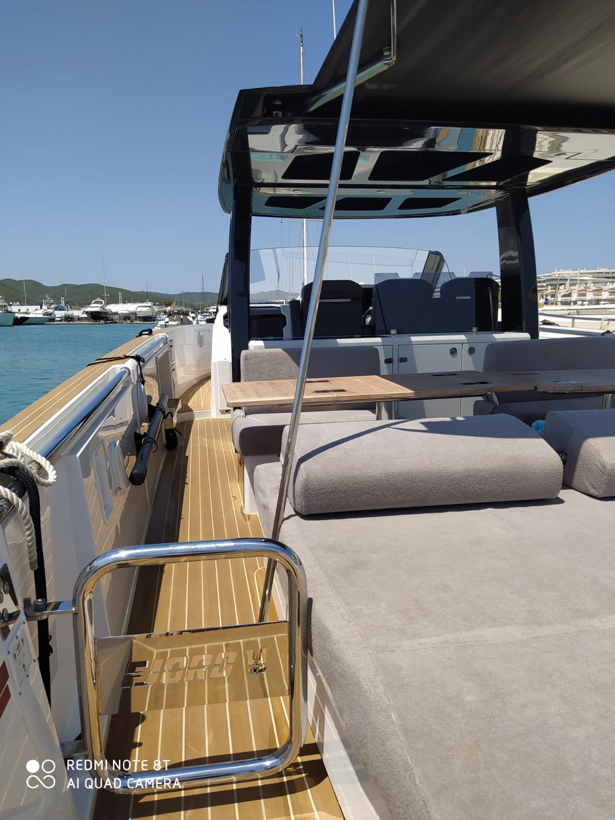Fjord 44 Open (MEDCAT68 Available for daily charter only - From 10:00 to 20:00 - 0 night)  - 25