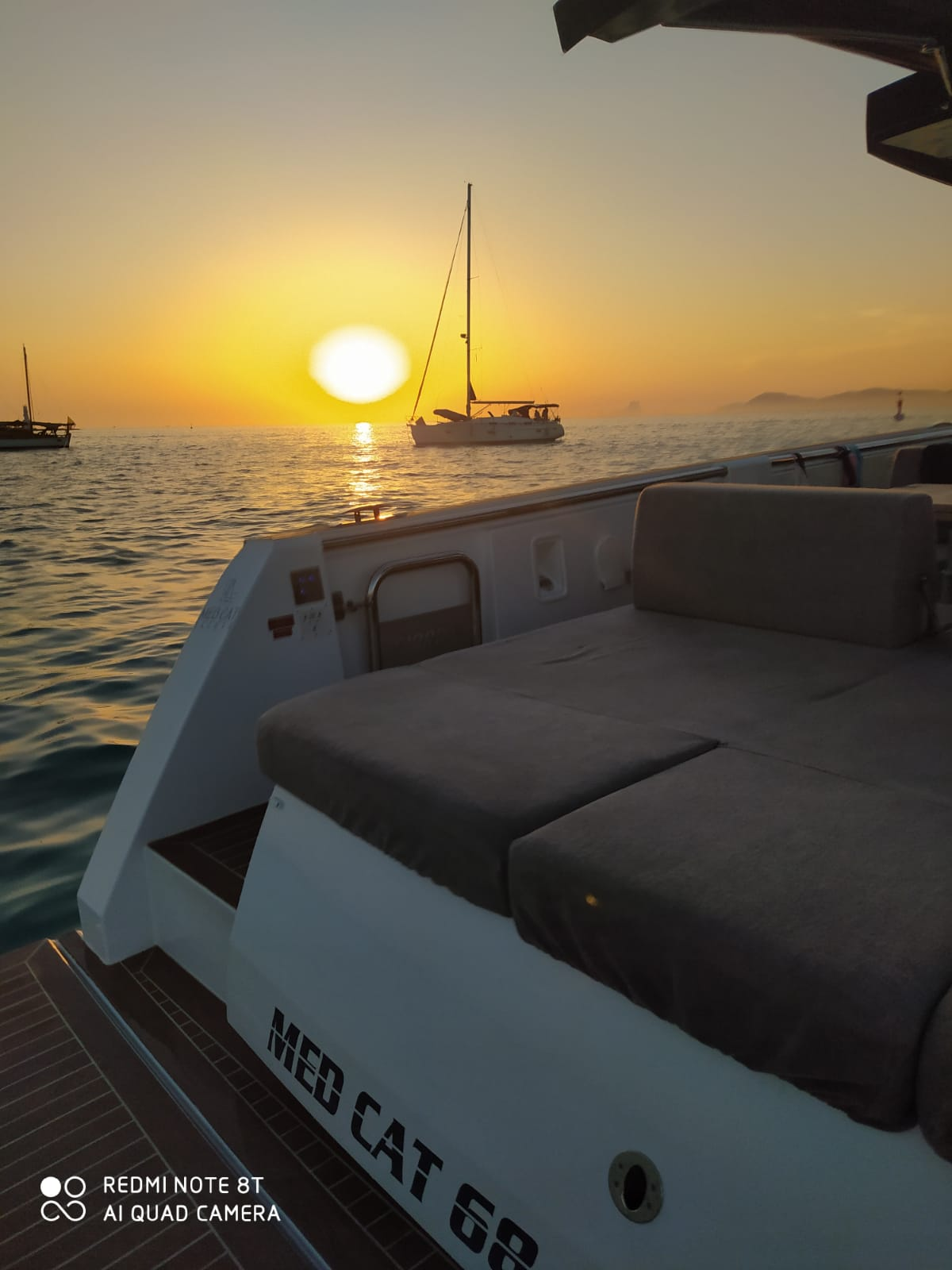 Fjord 44 Open (MEDCAT68 Available for daily charter only - From 10:00 to 20:00 - 0 night)  - 24