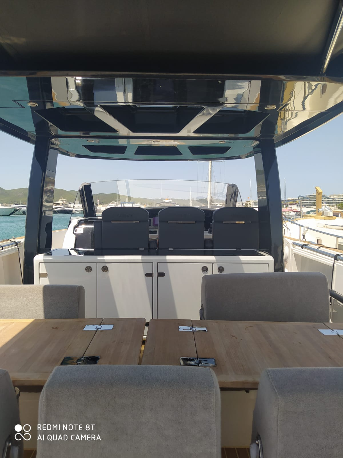 Fjord 44 Open (MEDCAT68 Available for daily charter only - From 10:00 to 20:00 - 0 night)  - 27
