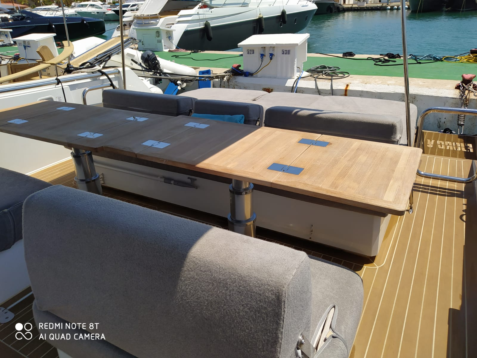 Fjord 44 Open (MEDCAT68 Available for daily charter only - From 10:00 to 20:00 - 0 night)  - 5