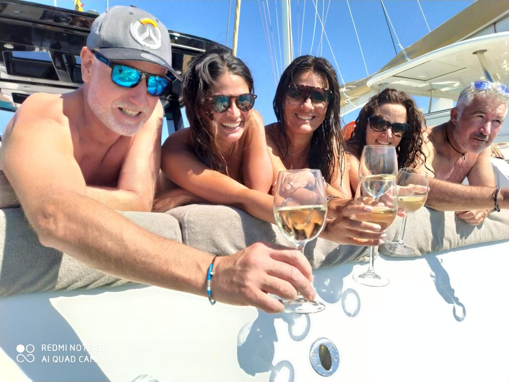 Fjord 44 Open (MEDCAT68 Available for daily charter only - From 10:00 to 20:00 - 0 night)  - 12