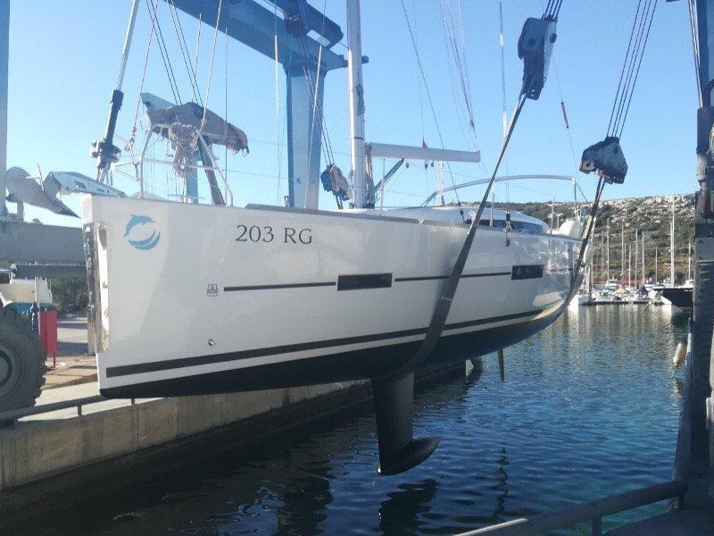 Dufour 410 Grand Large (MISTRAL new sails 2018)  - 16