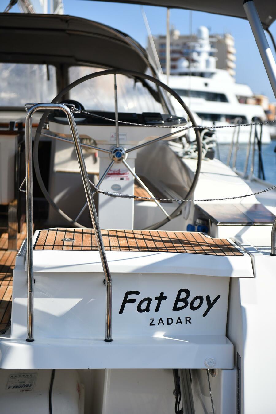 Bavaria Cruiser 56 (FAT BOY)  - 86