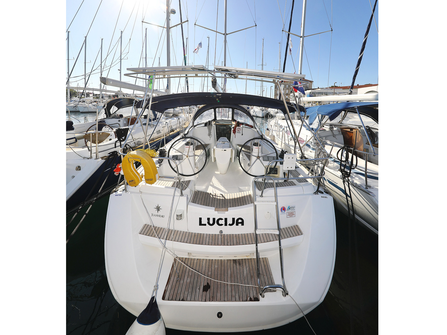 Sun Odyssey 39i (Lucija) Main image - 56