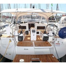 Ana  (outboard engine + wifi + towels - free of charge)
