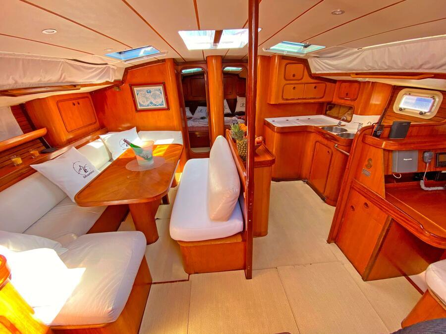 Oceanis 500 (Furtivo) Interior image - 11