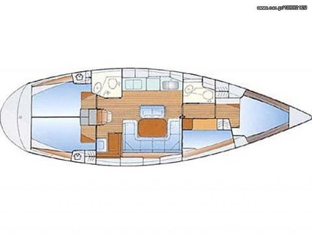 Bavaria 42 Cruiser 2000 (Dita) Plan image - 2
