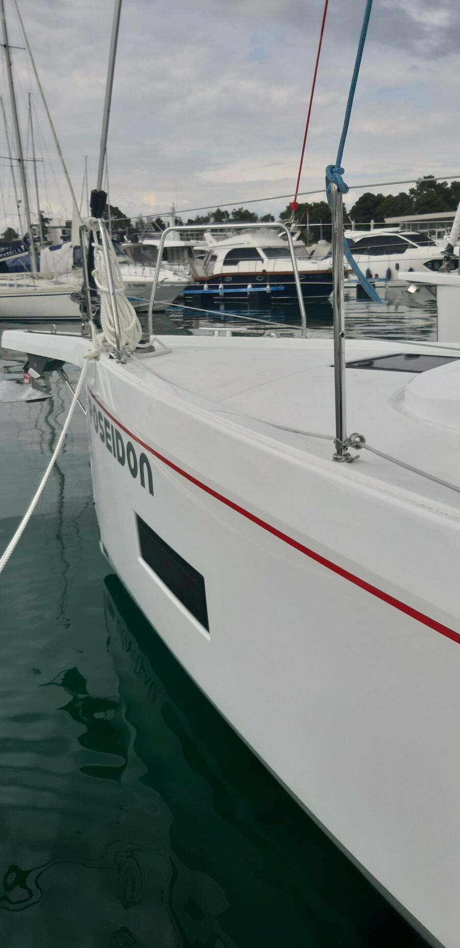 Oceanis 40.1 (Poseidon)  - 16