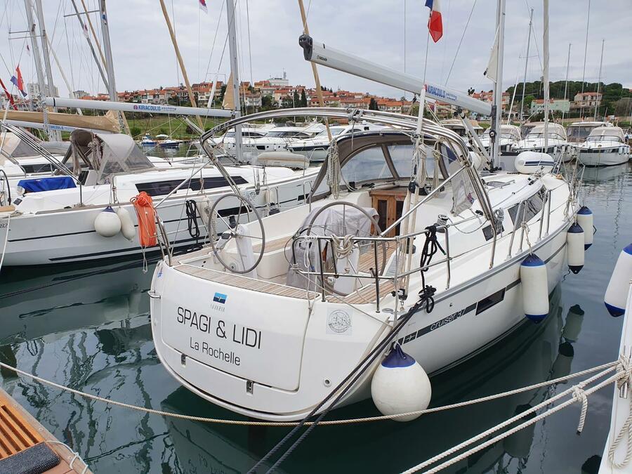 Bavaria Cruiser 37 (2) (Spagi & Lidi)  - 4