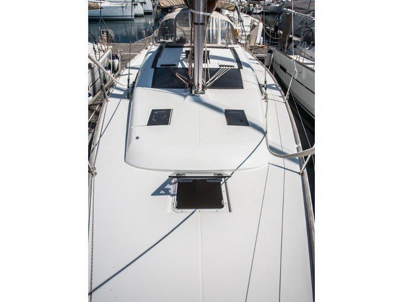 Dufour 350 Grand Large (RONJA 2017)  - 9