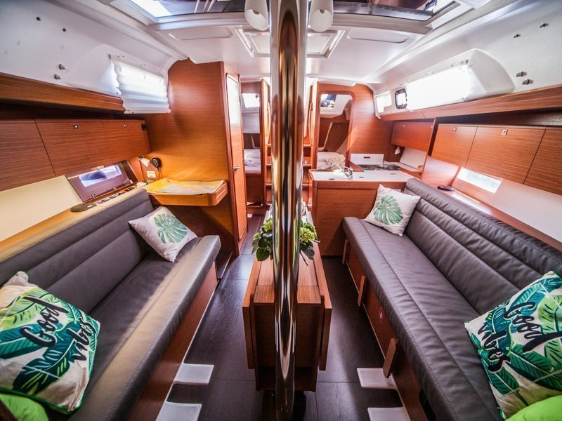 Dufour 350 Grand Large (RONJA 2017)  - 6