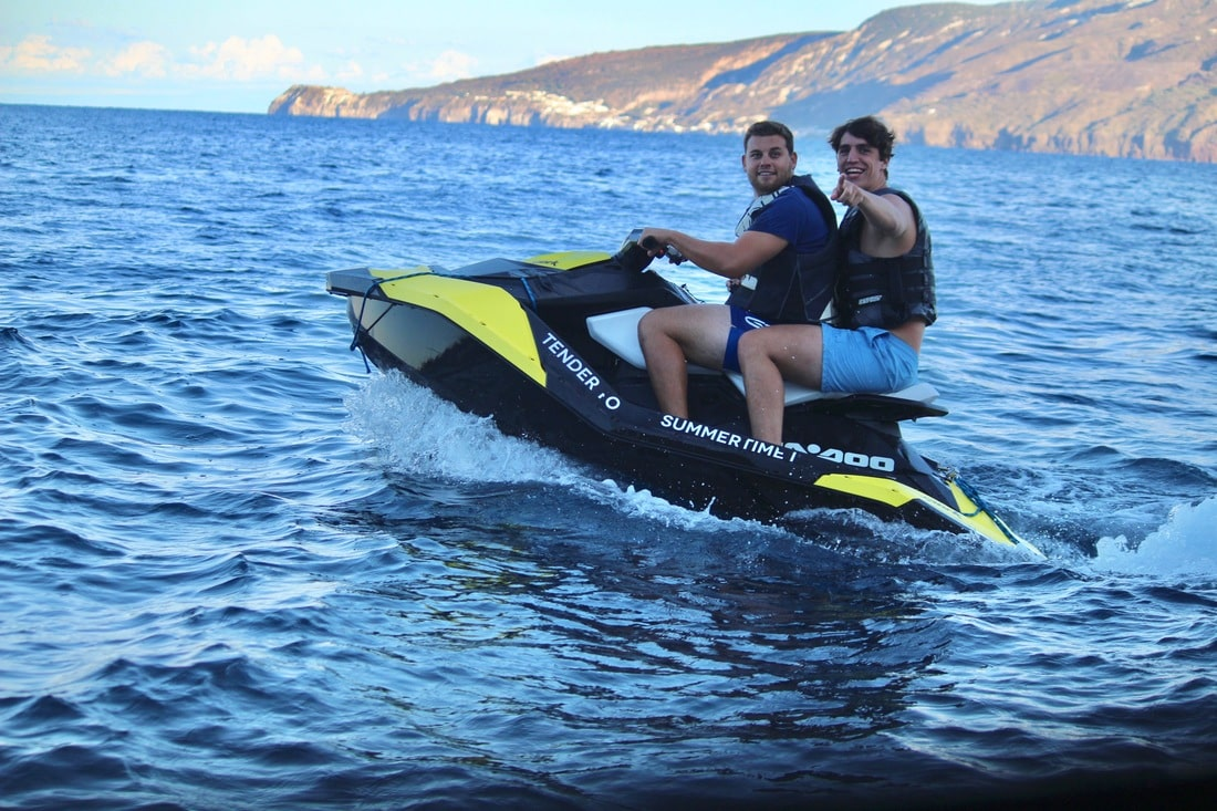 Lagoon 52F (SUMMERTIME - with flyboard and jet ski) Lagoon 52F Summertime - 17
