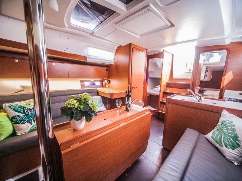 Dufour 350 Grand Large (RONJA 2017)  - 23