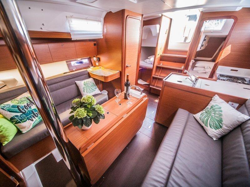 Dufour 350 Grand Large (RONJA 2017)  - 22