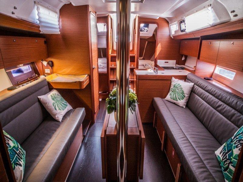 Dufour 350 Grand Large (RONJA 2017)  - 10