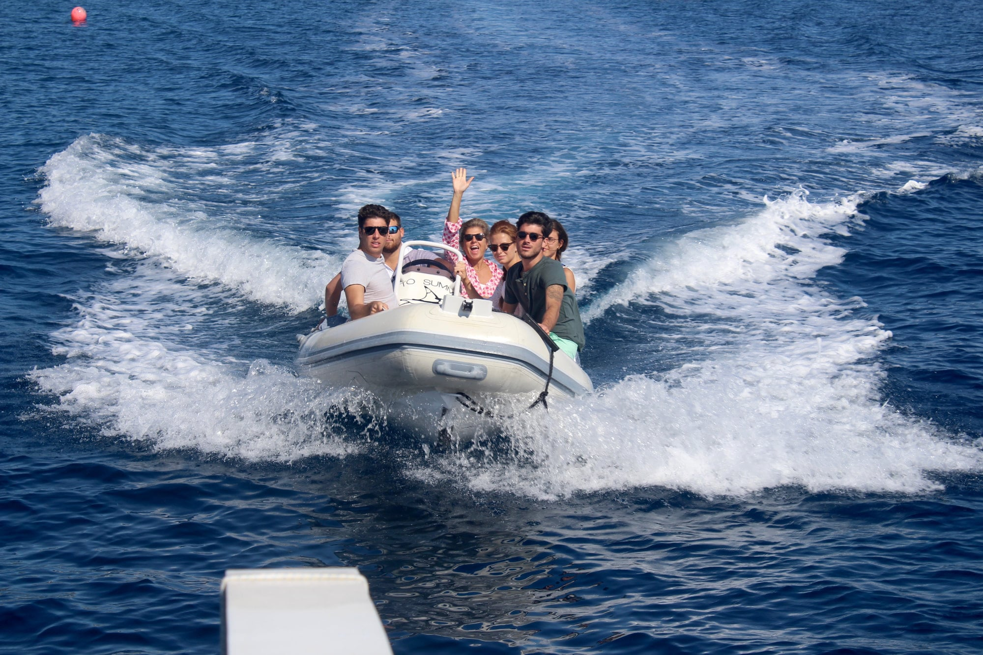 Lagoon 52F (SUMMERTIME - with flyboard and jet ski) Lagoon 52F Summertime - 42