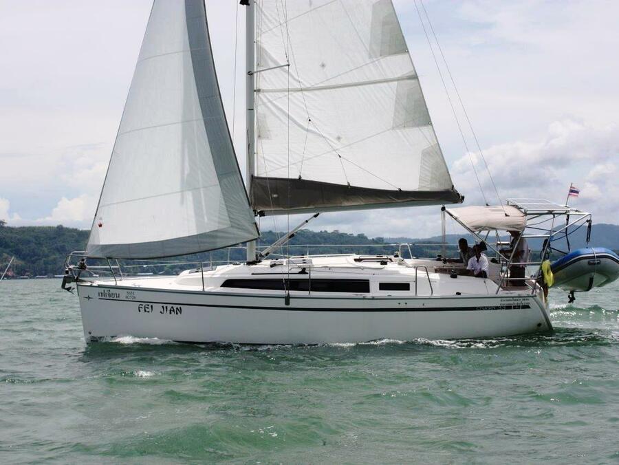 Bavaria 33 Cruiser (Fei Jian)  - 8