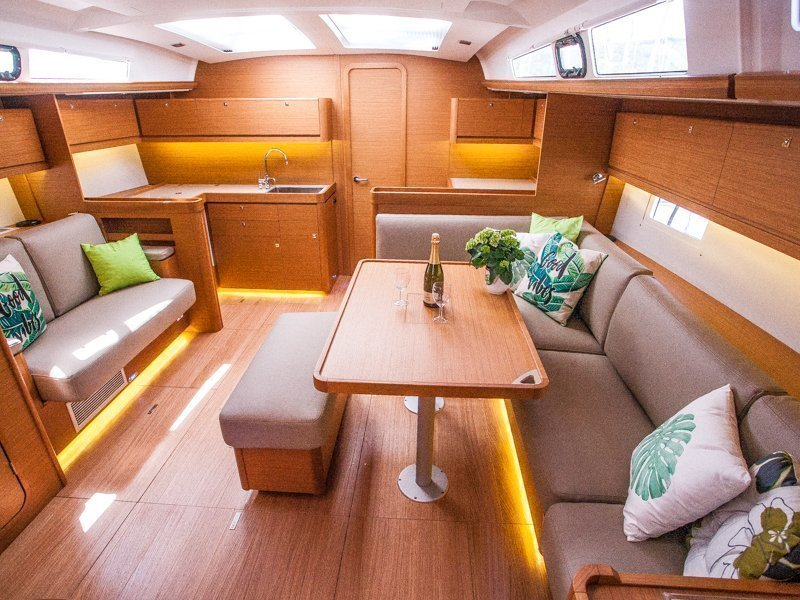 Dufour 460 Grand Large  (MALIN OV 2018+AC+G) Interior image - 4