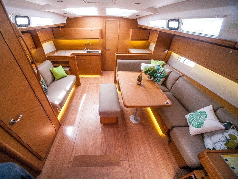 Dufour 460 Grand Large  (MALIN OV 2018+AC+G)  - 8