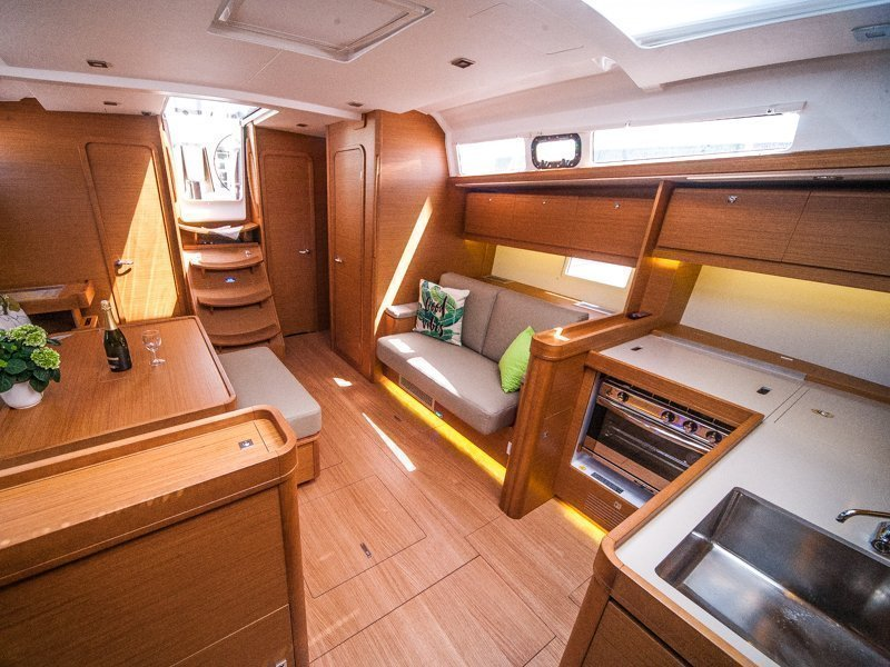 Dufour 460 Grand Large  (MALIN OV 2018+AC+G)  - 6