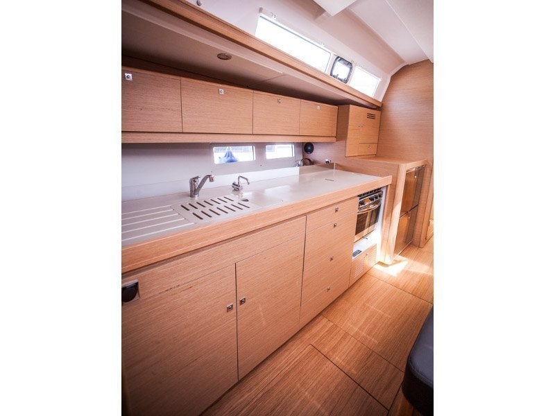 Dufour 460 Grand Large (MADICKEN 2018+AC)  - 1