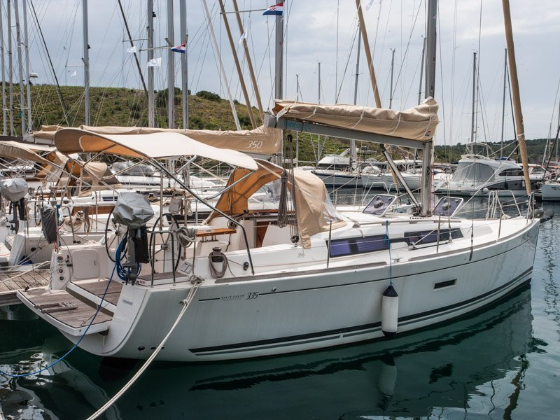 Dufour 335 Grand Large (PIPPI new sails 2018) Main image - 0