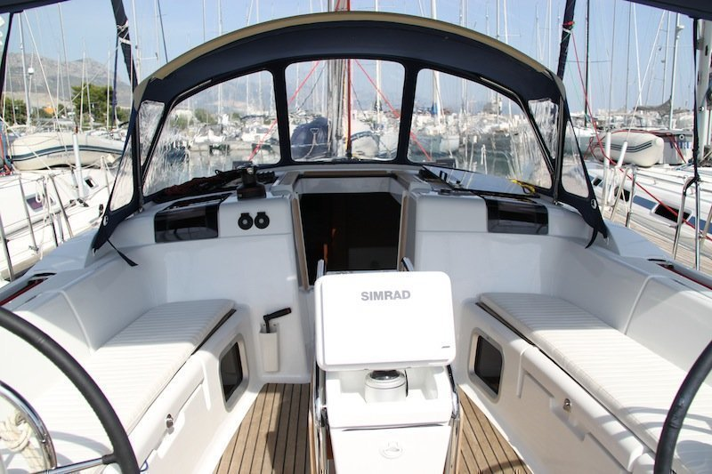 Sun Odyssey 439 owner version  (MADAME)  - 13